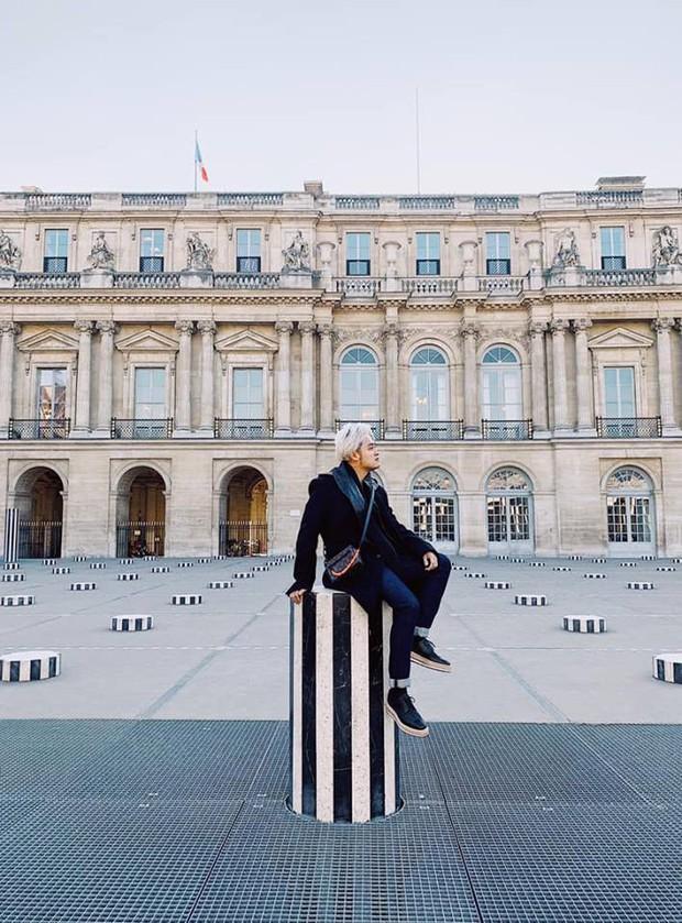 Từ ca sĩ, hot girl cho đến hội rich kids, ai cũng đổ xô đến Paris check-in nhiệt tình trong những ngày vừa qua - Ảnh 3.