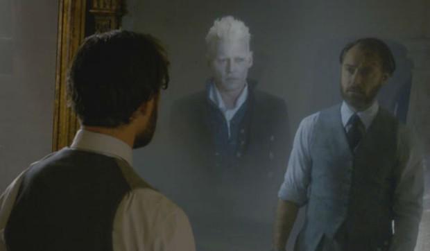 Tin sốc với fan Harry Potter: Grindelwald và Dumbledore từng ngủ với nhau - Ảnh 2.
