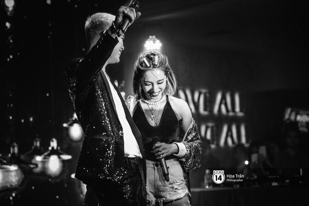Emily và Big Daddy khóa môi nhau cực ngọt, công khai nói lời yêu lãng mạn tại concert đầu tiên trong sự nghiệp - Ảnh 9.