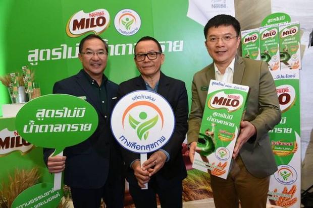 Những hộp Milo không đường đầu tiên trên thế giới đang được bán ra ở Thái Lan - Ảnh 1.