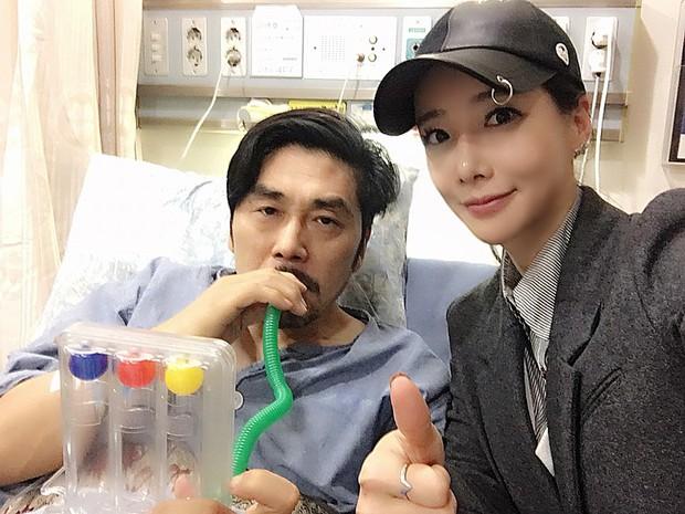 Nam diễn viên Hoàng hậu Ki gây sốc vì tiết lộ mắc bệnh ung thư hiếm gặp, đã cắt bỏ khối u dài 30cm - Ảnh 2.