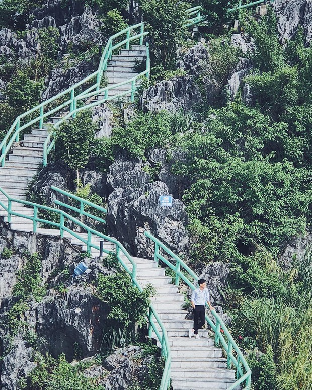 Chưa đến Trung Quốc ngắm Vạn Lý Trường Thành cũng đừng buồn, Việt Nam có hẳn 5 phiên bản rất đáng để check-in đây này! - Ảnh 17.