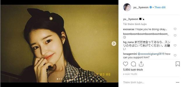 Hội bạn gái tin đồn đẹp như tiên làm gì, phản ứng ra sao giữa tâm bão bê bối chấn động của Seungri, Jung Joon Young? - Ảnh 12.