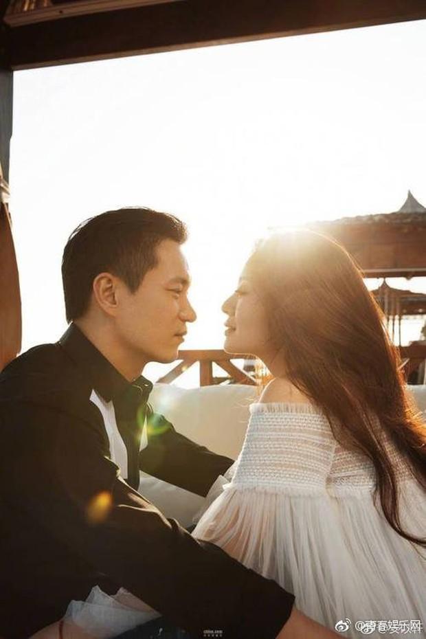 Kỷ niệm 2 năm kết hôn, Thiên kim xứ Đài An Dĩ Hiên vui mừng thông báo mang thai Ỉn con đầu lòng - Ảnh 6.