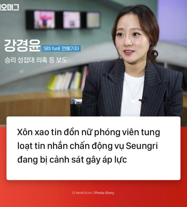 Scandal chấn động của Seungri ngày 14/3: 24h hít đầy drama với nhiều diễn biến căng thẳng mới! - Ảnh 5.