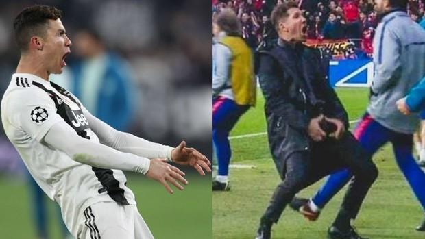 Học theo màn ăn mừng phản cảm của Ronaldo, chân sút trẻ ngay lập tức bị truất quyền thi đấu - Ảnh 2.