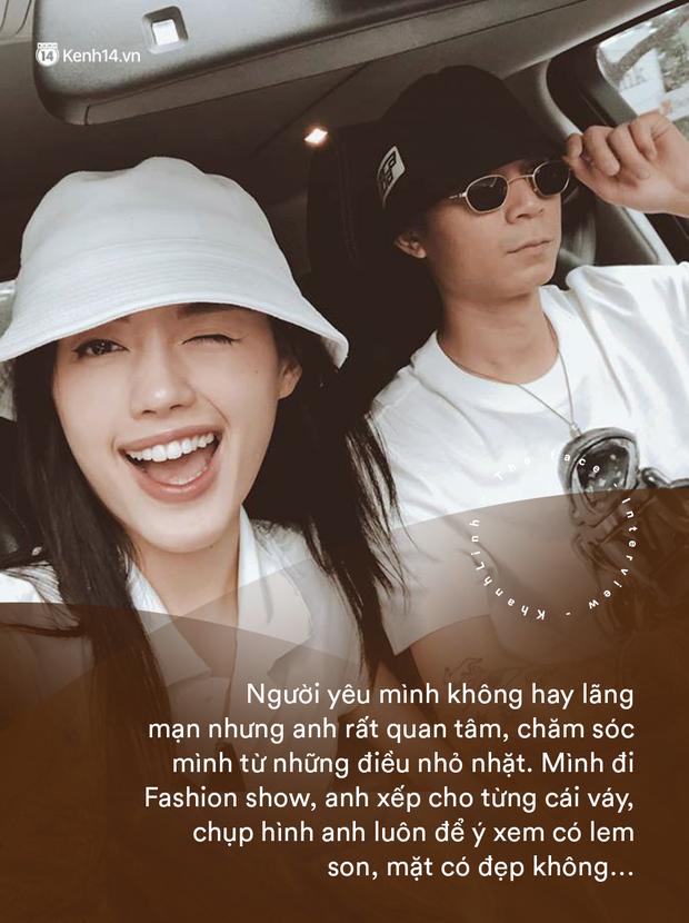 Khánh Linh The Face tiết lộ quá khứ luỵ tình, bị phản bội khi yêu và khẳng định: Mình không phải kiểu vừa mắt đại gia - Ảnh 10.