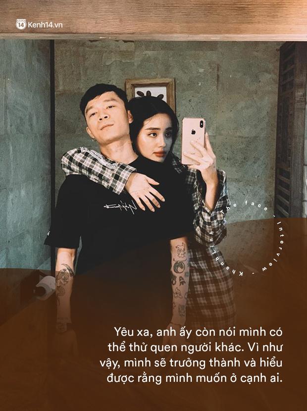 Khánh Linh The Face tiết lộ quá khứ luỵ tình, bị phản bội khi yêu và khẳng định: Mình không phải kiểu vừa mắt đại gia - Ảnh 16.