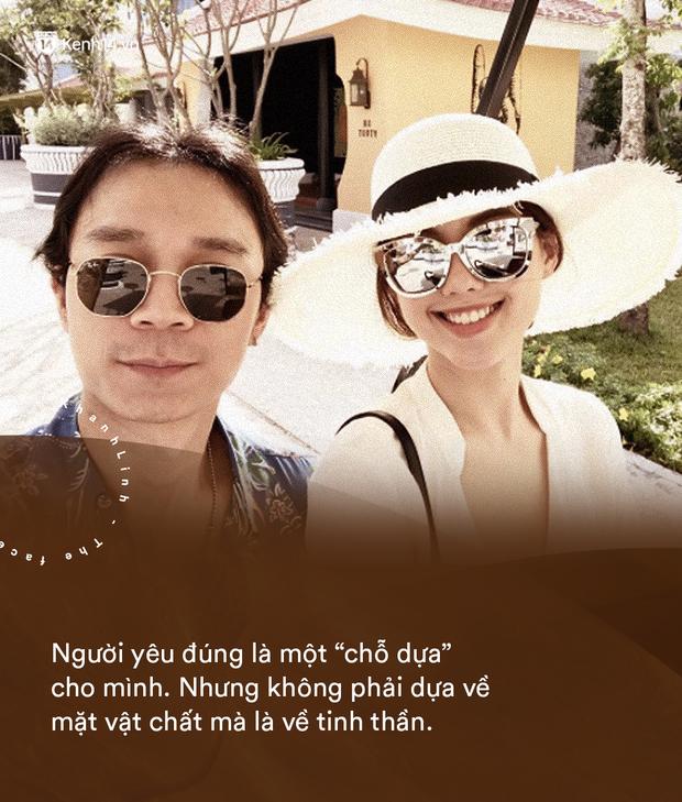 Khánh Linh The Face tiết lộ quá khứ luỵ tình, bị phản bội khi yêu và khẳng định: Mình không phải kiểu vừa mắt đại gia - Ảnh 14.