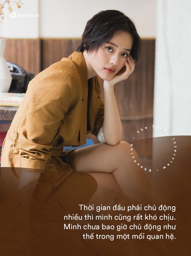 Khánh Linh The Face tiết lộ quá khứ luỵ tình, bị phản bội khi yêu và khẳng định: Mình không phải kiểu vừa mắt đại gia - Ảnh 4.