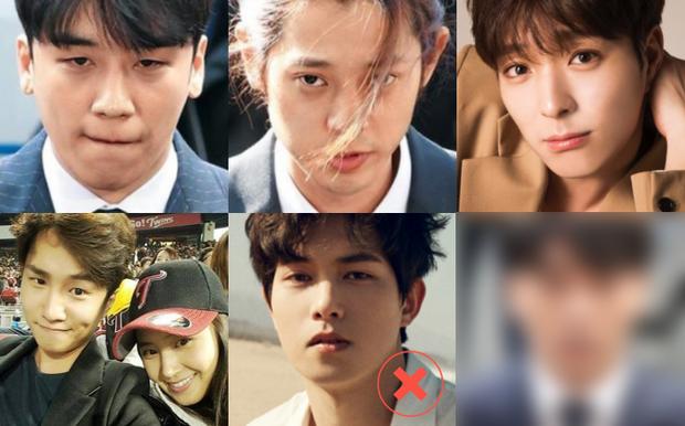 Phát hiện trùm cuối trong groupchat 8 người của Seungri: Được gọi bằng cách đặc biệt, đảm nhận vai trò lớn - Ảnh 1.