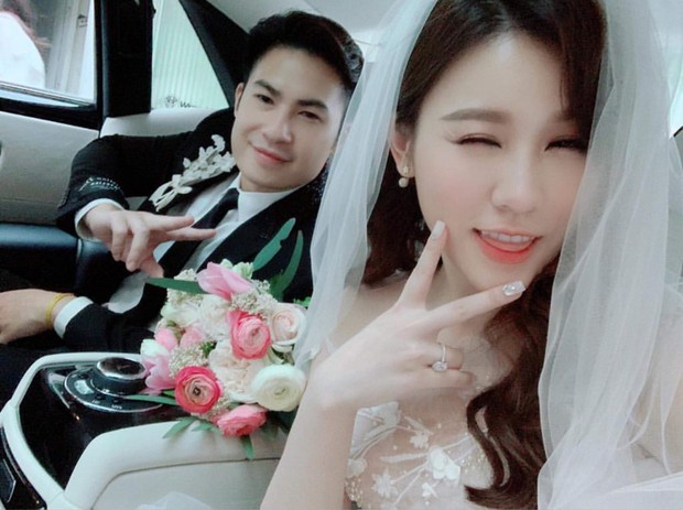 Rich Kid Trinh Hoàng lộng lẫy trong lễ ăn hỏi cùng chồng doanh nhân tại Hà Nội - Ảnh 4.