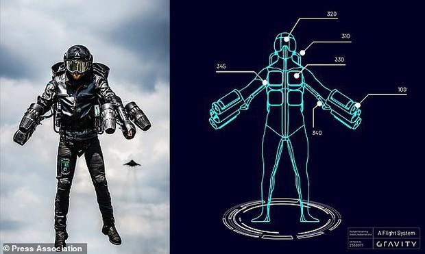 Avengers: Endgame tháng sau mới có, nhưng giáp Iron Man ngoài đời thực thì xuất hiện lâu rồi này - Ảnh 1.