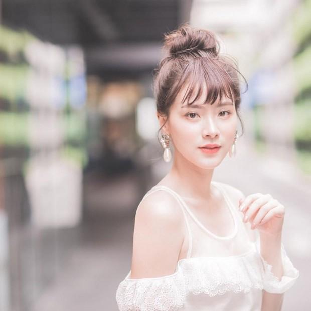 Nữ chính siêu cấp đáng yêu trong Friend Zone: Nàng thơ thanh xuân của đất Thái sở hữu tài khoản 4 triệu follower - Ảnh 2.