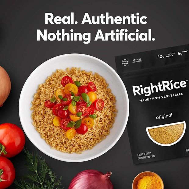 Chị em cần giảm cân chú ý, đây là loại gạo có lượng tinh bột thấp hơn gạo trắng tới 40%! - Ảnh 4.