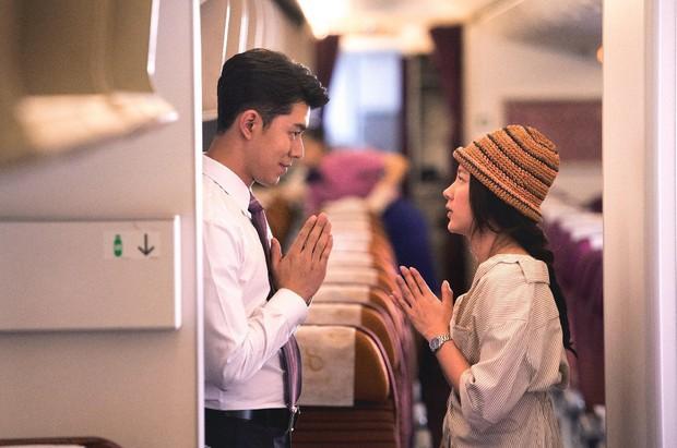 Baifern Pimchanok cùng bạn diễn Nine Naphat trong phim Friend Zone - Ảnh 6.