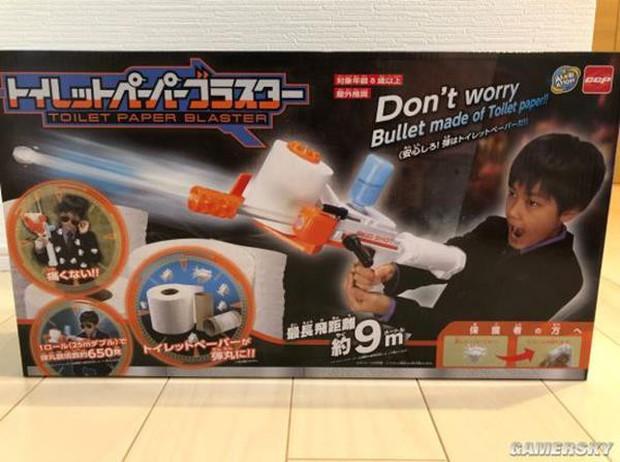 Chán cảnh ở mãi trong toilet, cuộn giấy vệ sinh tiến hóa thành băng đạn tấn công con người - Ảnh 1.