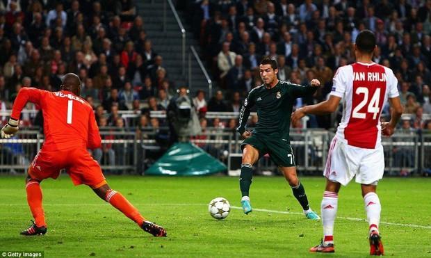 Đối thủ của Juventus ở tứ kết Champions League là con mồi yêu thích của Ronaldo - Ảnh 1.
