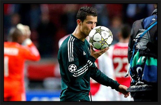 Đối thủ của Juventus ở tứ kết Champions League là con mồi yêu thích của Ronaldo - Ảnh 2.