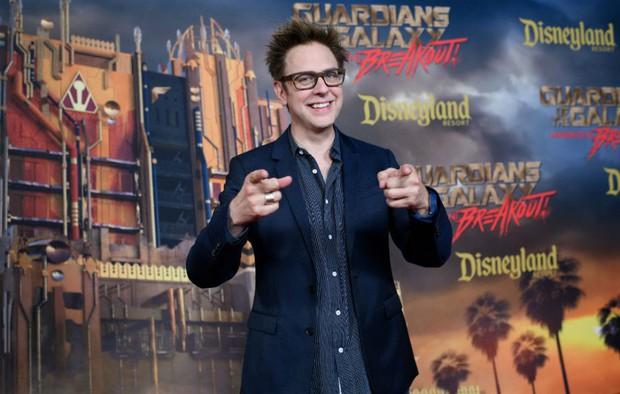 James Gunn bất ngờ được Disney gọi về đạo diễn Guardians of the Galaxy Vol. 3 - Ảnh 1.