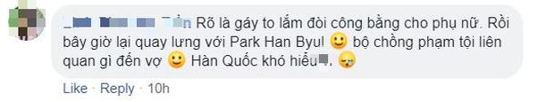 Phim vận vào đời là có thật: Đau lòng cho Park Han Byul khi có chồng đểu từ phim ra đời thật - Ảnh 11.