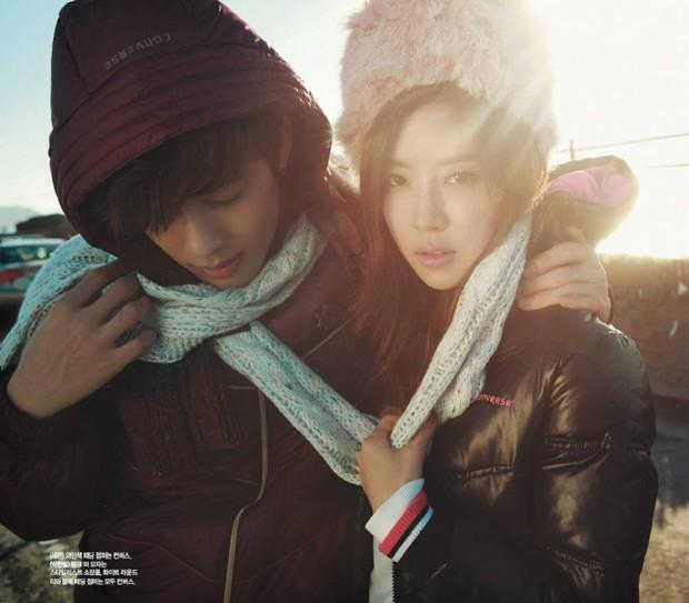 Phim vận vào đời là có thật: Đau lòng cho Park Han Byul khi có chồng đểu từ phim ra đời thật - Ảnh 5.
