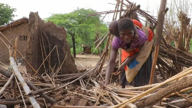 Nhiều người thiệt mạng và mất tích do bão Idai tại Mozambique và Zimbabwe - Ảnh 1.