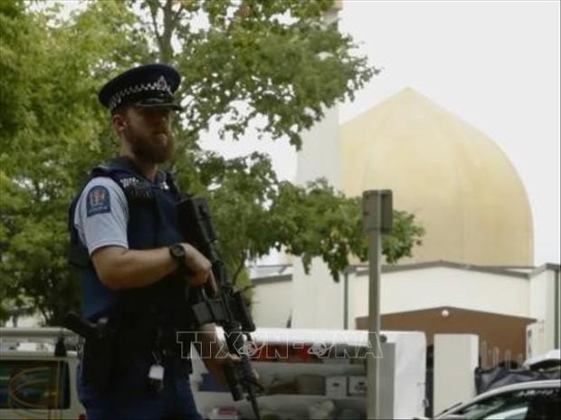 Nghi phạm gửi thư cho Văn phòng Thủ tướng New Zealand trước khi tiến hành vụ xả súng - Ảnh 1.