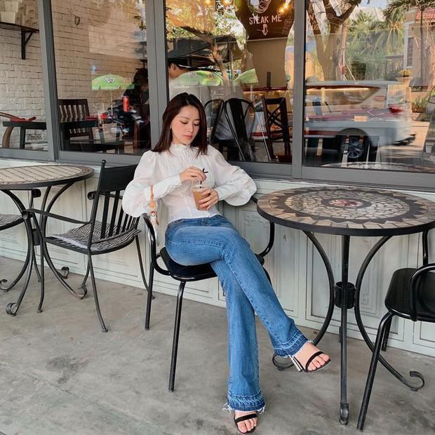 Đụng độ gam màu trắng, 2 hot mom Hà Tăng - Đặng Thu Thảo chiếm sóng trong street style tuần này - Ảnh 8.