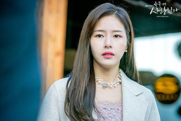 Phim vận vào đời là có thật: Đau lòng cho Park Han Byul khi có chồng đểu từ phim ra đời thật - Ảnh 7.