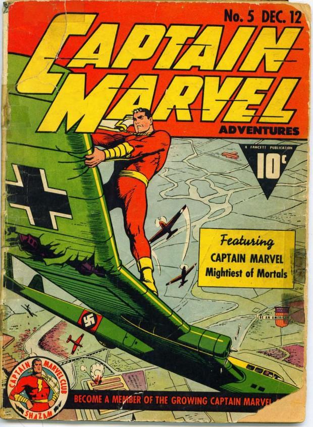 Shazam của DC và Captain Marvel của Marvel, ai mới là Captain Marvel thực thụ? - Ảnh 4.