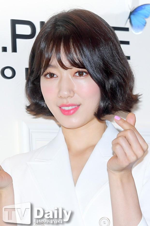 Khoe dáng nuột và đẹp khó cưỡng, Park Shin Hye thật sự đã đạt đến ngưỡng đỉnh cao nhan sắc sau khi xén tóc - Ảnh 5.