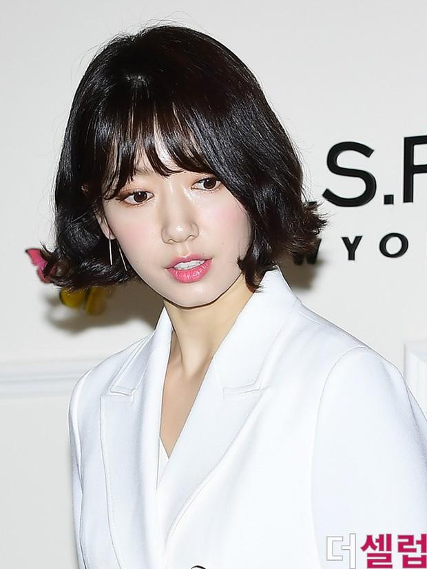 Khoe dáng nuột và đẹp khó cưỡng, Park Shin Hye thật sự đã đạt đến ngưỡng đỉnh cao nhan sắc sau khi xén tóc - Ảnh 6.