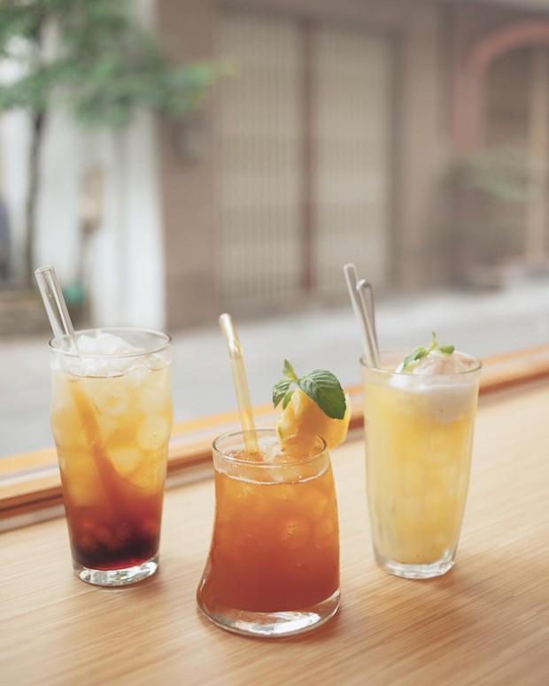 Sài Gòn: Loạt quán xá ghi điểm thân thiện với môi trường nhờ áp dụng phong trào less plastic - Ảnh 8.