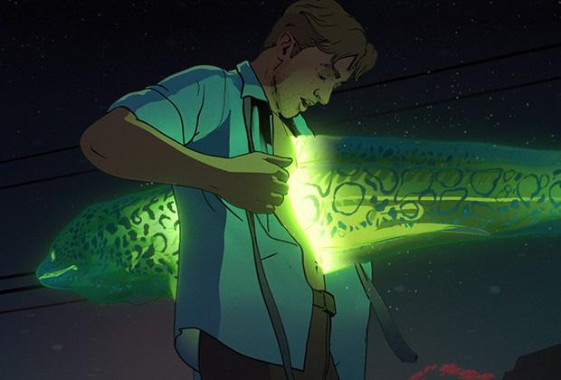 Love, Death and Robots - Phim hoạt hình nặng đô không dành cho trẻ em và khán giả yếu tim - Ảnh 3.