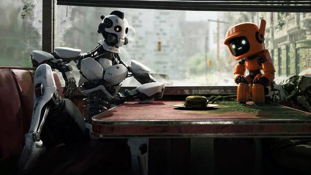 Love, Death and Robots - Phim hoạt hình nặng đô không dành cho trẻ em và khán giả yếu tim - Ảnh 6.