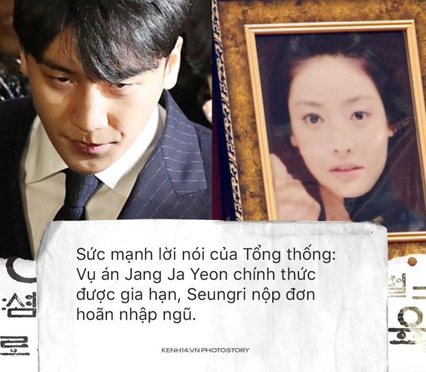 Scandal của Seungri ngày 18/3: Tổng thống Hàn Quốc chính thức lên tiếng, Jung Joon Young có lệnh bắt giữ - Ảnh 10.