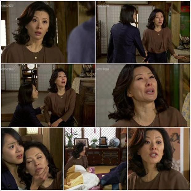 6 vai diễn vận vào đời của bà mẹ chồng đáng ghét nhất Hàn Quốc Lee Mi Sook - Ảnh 9.