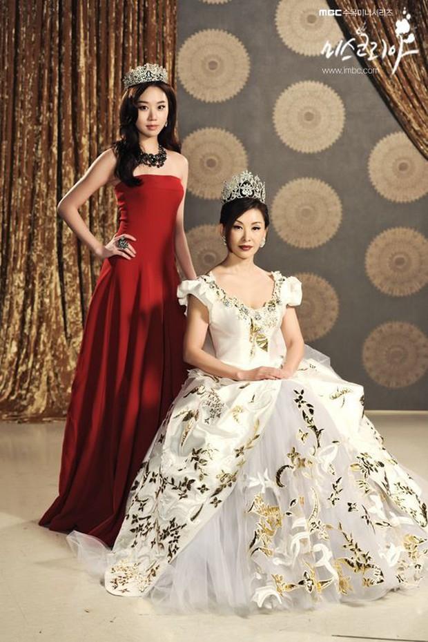 6 vai diễn vận vào đời của bà mẹ chồng đáng ghét nhất Hàn Quốc Lee Mi Sook - Ảnh 12.