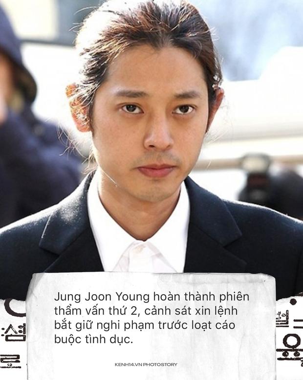 Scandal của Seungri ngày 18/3: Tổng thống Hàn Quốc chính thức lên tiếng, Jung Joon Young có lệnh bắt giữ - Ảnh 3.