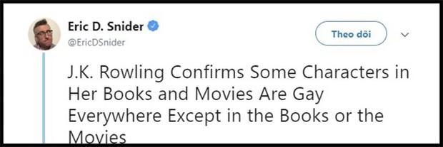 Fan Harry Potter nổi nóng vì lâu lâu J. K. Rowling lại hé lộ một chi tiết chẳng ai mong muốn - Ảnh 9.