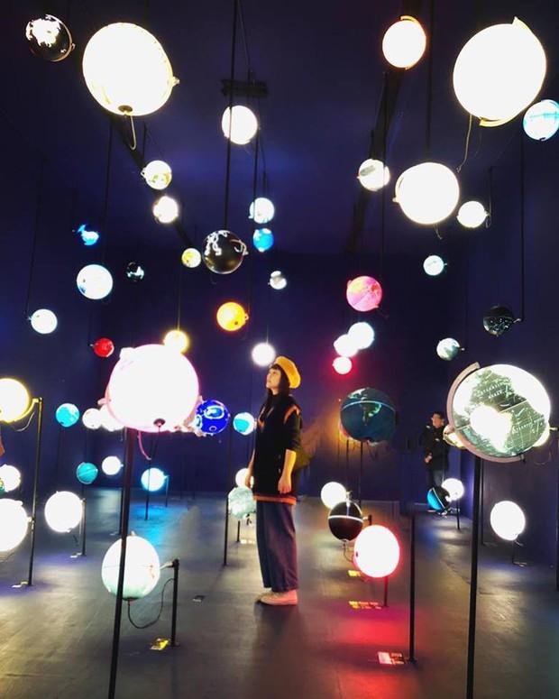 Mê mẩn với Bảo tàng Mỹ thuật Đài Bắc: Cứ ngỡ lạc vào xứ sở thần tiên nào đấy nữa chứ! - Ảnh 18.