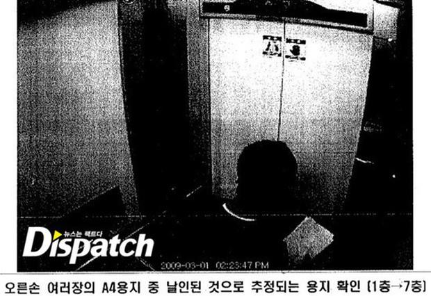 CHẤN ĐỘNG: Dispatch tung CCTV 10 năm trước của sao nữ Vườn sao băng, bằng chứng cô bị gài bẫy viết thư tuyệt mệnh - Ảnh 2.