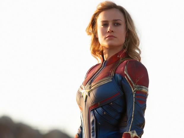 Bất chấp phim nhạt, chị đại Captain Marvel vẫn vô đối phòng vé sau 2 tuần chiếu - Ảnh 2.