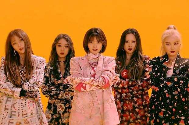 """5 nhóm nhạc Kpop tan rã năm 2020: X1 giải tán do gian lận, 1 nhóm nữ bị công ty đổ tội là """"lăng nhăng"""" nhưng khó hiểu nhất là đàn em EXID - Ảnh 10."""