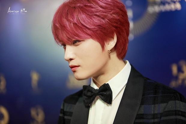 Tuyệt đỉnh visual Jaejoong (JYJ): 33 tuổi vẫn đẹp như đôi mươi, khiến fan gọi luôn là lão hồ ly - Ảnh 1.