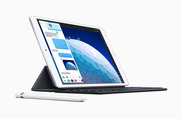 Apple bất ngờ ra mắt iPad Air 10,5 inch và iPad mini 5 mới toanh, mạnh ngang ngửa iPad Pro - Ảnh 2.