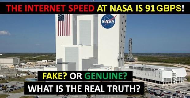 Giải đáp tốc độ Internet download phim chỉ trong 1 giây của NASA: Sự thật có đúng như lời đồn? - Ảnh 2.