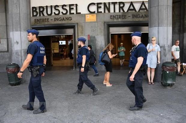 Nhiều vụ nổ xảy ra tại thành phố cảng Anvers của Bỉ - Ảnh 1.
