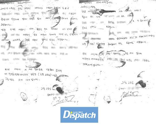 CHẤN ĐỘNG: Dispatch tung CCTV 10 năm trước của sao nữ Vườn sao băng, bằng chứng cô bị gài bẫy viết thư tuyệt mệnh - Ảnh 8.